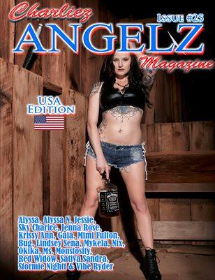 Charliez Angelz Issue #25 - Jessie