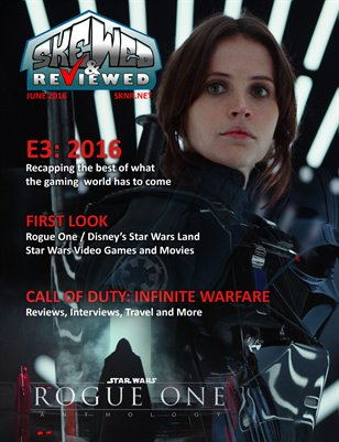 Skewed and Reviewed: The Magazine June 2016