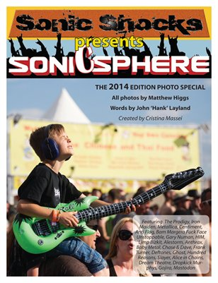 SONIC SHOCKS - Sonisphere UK 2014 Special