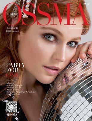 OSSMA Magazine EUROPE ISSUE14, vol3