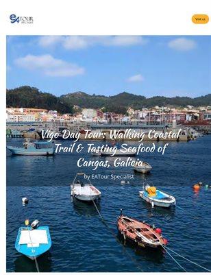 Vigo Day Tour: Walking Coastal Trail & Tasting Seafood of Galicia