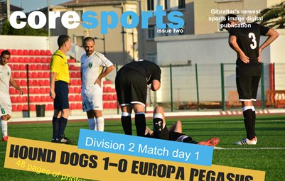 CoreSports Issue 2