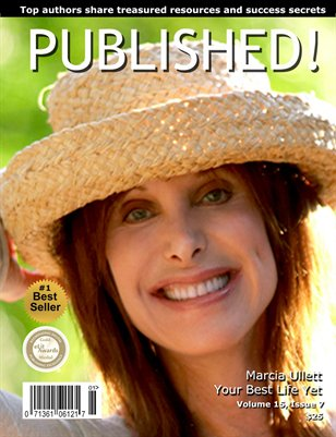 PUBLISHED! Excerpt featuring Marcia Ullett