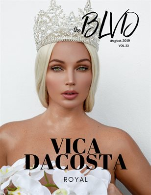 The Boulevard Magazine Vol. 23 ft. VICA DACOSTA