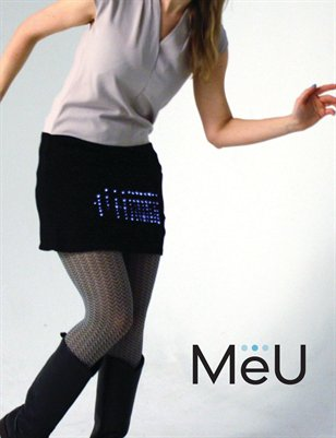 MeU - Displaying Information on the Body