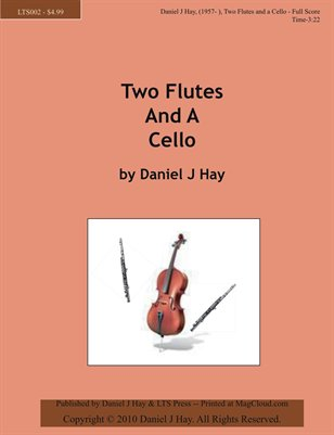 Two Flutes and a Cello