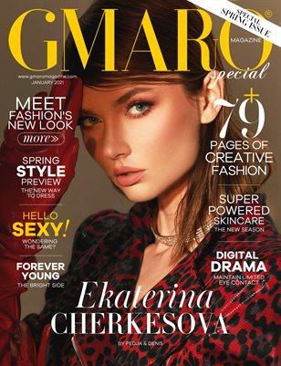 GMARO Magazine January 2021 Issue #32