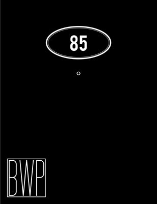 BWP Magazine Issue Four