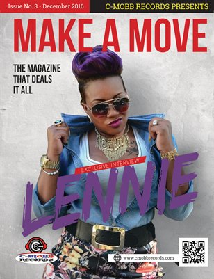 Make A Move Magazine issue 3