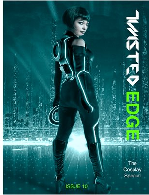 Twisted Edge - Issue 10 - Cosplay Special