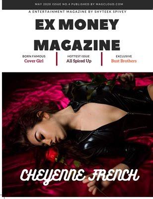 Ex Money Magazine - Cheyenne French