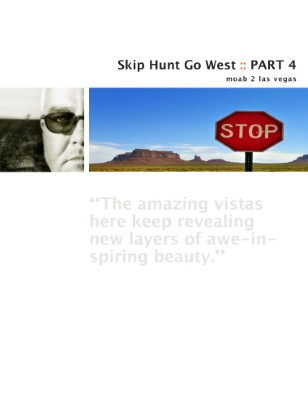 Skip Hunt Go West :: Part 4