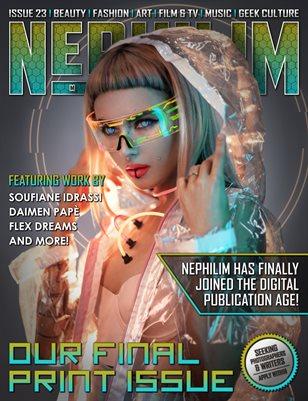 Nephilim Magazine #23 (Cov. 1)