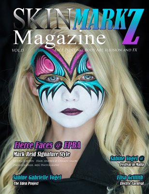 December Issue of SkinMarkZ Magazine - Vol. 15