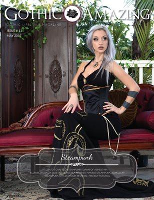 Gothic & Amazing #11 - Steampunk