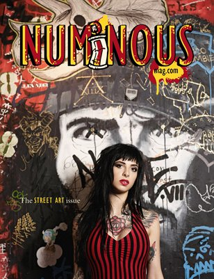 NUMiNOUS Magazine: The Street Art Issue #9