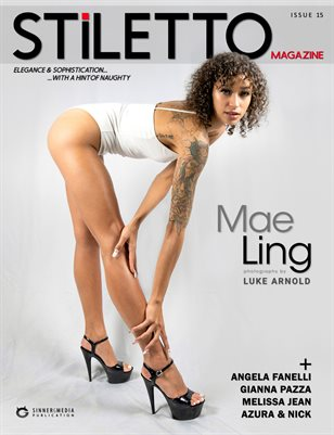 STiLETTO Magazine 15 Ft. Mae Ling