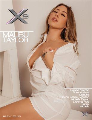 X9 Magazine #17 (Malibu Taylor)