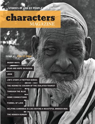 Characters: Inaugural Issue