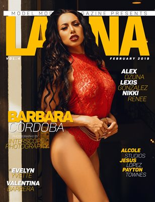 Model Modele presents Latina Volume 4 (Barbara)