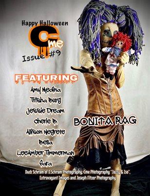 """Cme Issue #9 """"Bonita Rag"""""""