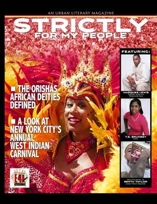 September 2016 Issue 5 - Strictly For My People