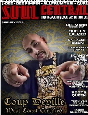 Soul Central Magazine Jan 2014