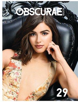 Obscurae Magazine Volume 29 Issue 1