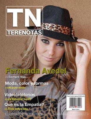 Fernanda Avedel... Siempre Viva