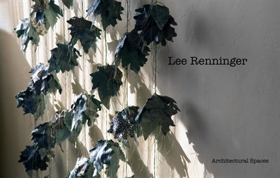 Lee Renninger:  Architectural Spaces