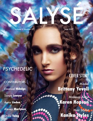SALYSÉ Magazine | Vol 3:No 27 | June 2017 |