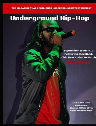 Underground Hip-Hop Issue 13