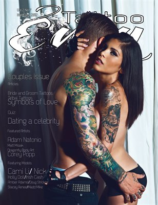 Tattoo Envy - Vol 2. No 7. - Nov/Dec - Couples Issue