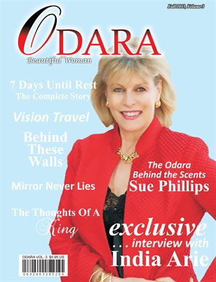 ODARA volume 3