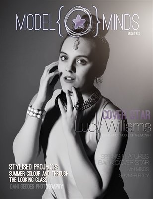 Model Minds - Issue Six - Cover 2