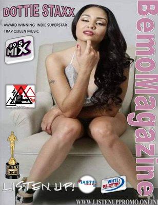 Bemomagazine Dottie Staxx