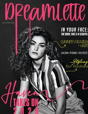 Dreamlette - Issue 15 - July 2020