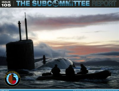 SubCommittee Report #105 June 2016