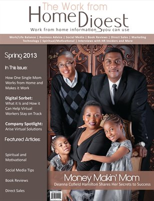 The Work from Home Digest