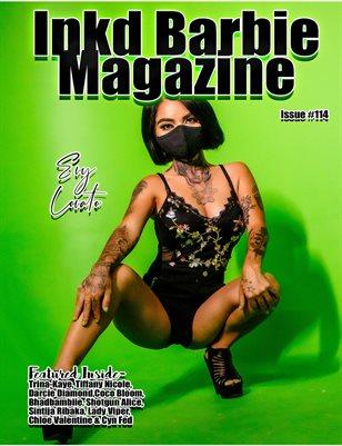 Inkd Barbie Magazine Issue #114 - Evy Lovato