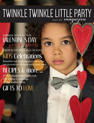 Valentine's Day 2015- Issue 8