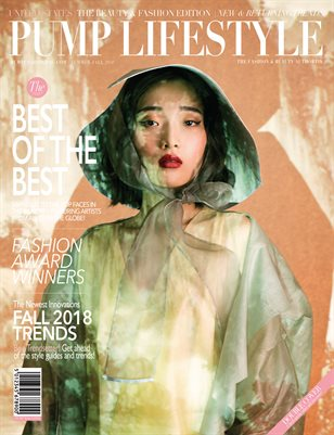 PUMP Lifestyle - The Beauty & Fashion Edition | October 2018 | Vol.7