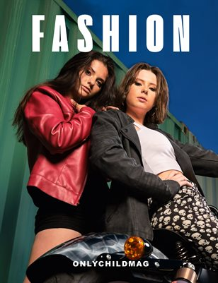 Fashion Issue 10 Cover D