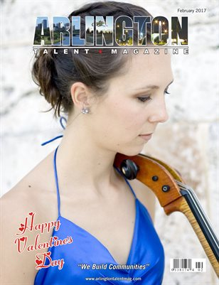 Arlington Talent Magazine February 2017 Edition