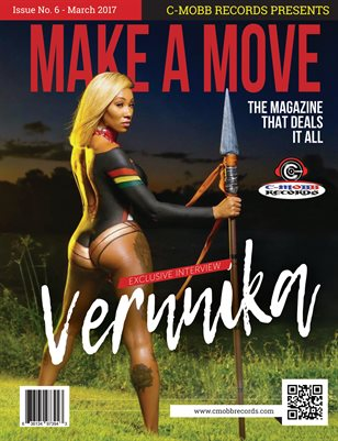 Make A Move Magazine issue 6