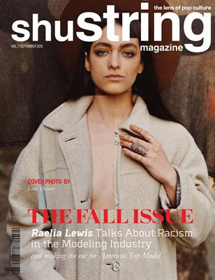 shuString Magazine The Fall Issue 7