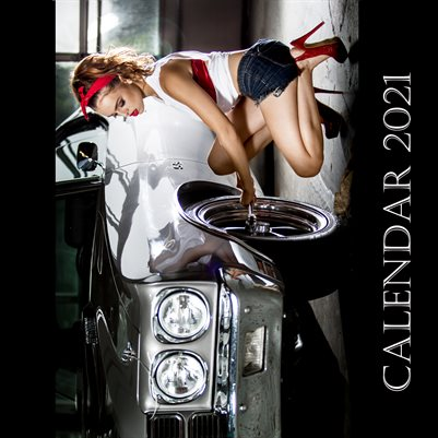 Classic Car and Model Calendar 2021