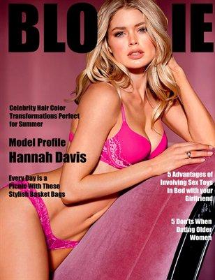 Blondie Magzine - July 2015