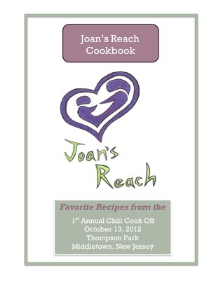 Joan's Reach Cookbook 2012