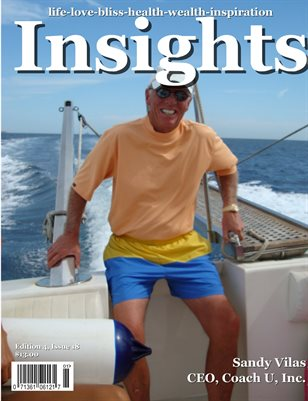 Insights featuring Sandy Vilas